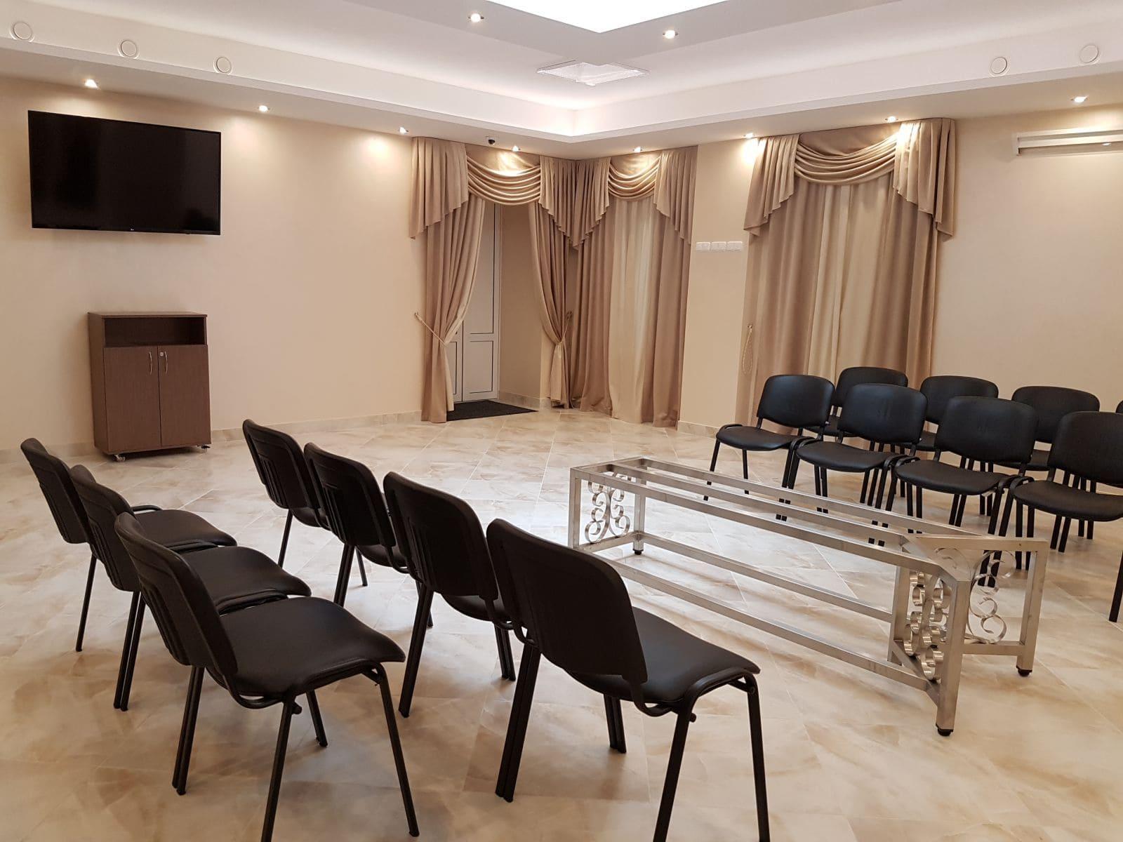 Зал прощания для организации похорон в Минске, аренда, расписание
